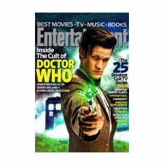 Dr Who Entertainment Weekly Cover 8x10 photo