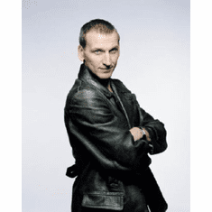 Dr. Who Poster Christopher Eccleston 24inx36in