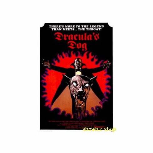 Draculas Dog Movie Poster 11x17 Mini Poster