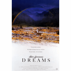 Dreams Movie poster 24inx36in Poster