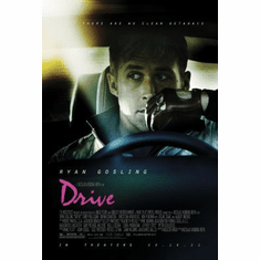 Drive Movie Poster 24x36 #01