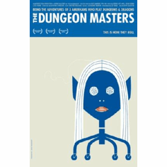 Dungeon Masters Movie Poster 24inx36in