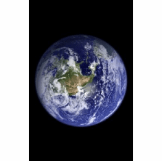 Earth from Space 8x10 photo Master Print