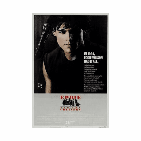 Eddie And The Cruisers Movie Poster 11x17 Mini Poster
