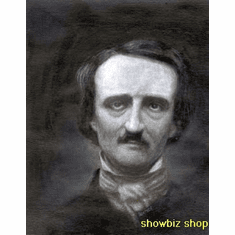 Edgar Allen Poe #01 8x10 photo master print