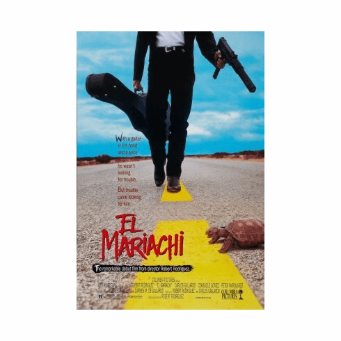 El Mariachi Movie Poster 24x36 #01