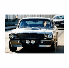 Eleanor Mustang Poster Gone In 60 Seconds Nic Cage 8x10 photo