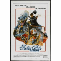 Electra Glide In Blue Movie Poster 11x17 Mini Poster