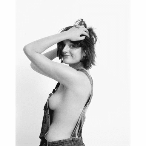"""Elisabeth Moss Black and White Poster 24""""x36"""""""