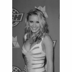 """Emily Osment Black and White Poster 24""""x36"""""""