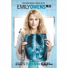 Emily Owens Md 11inx17in Mini Poster