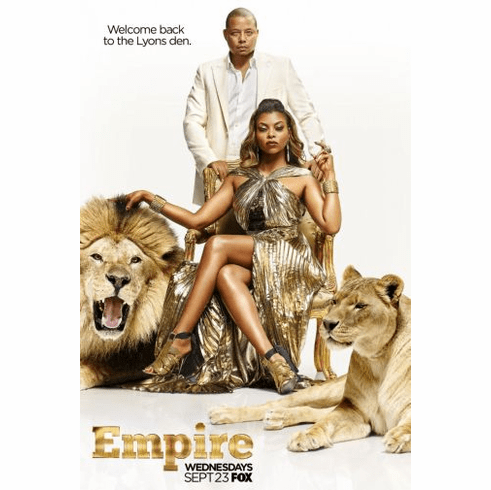 Empire Poster 24in x36in