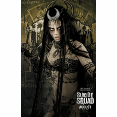 Enchantress Suicide Squad Mini Poster 11x17
