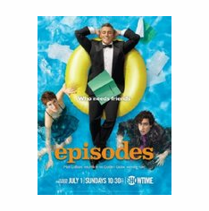 Episodes Mini poster 11inx17in
