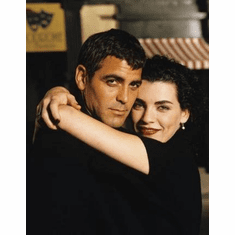 Er Poster Clooney/Margulies 11x17 Mini Poster