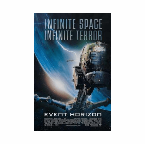 Event Horizon Movie Poster 24in x36 in