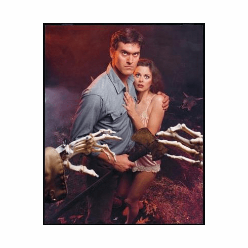 Evil Dead Movie Poster No Text 24in x36 in