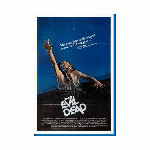 Evil Dead The Movie Poster 24inx36in