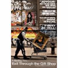 Exit Through The Gift Shop Movie Poster 11x17 Mini Poster