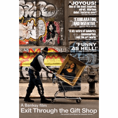 Exit Through The Gift Shop Movie Poster 24inx36in