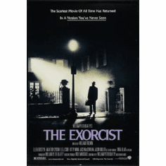 Exorcist The Poster 24inx36in