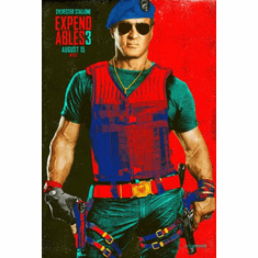 Expendables 3 Movie poster 24inx36in Poster