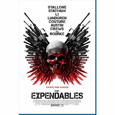 Expendables The Movie Poster 24inx36in