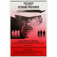 Extreme Prejudice Movie Poster 24x36 #01