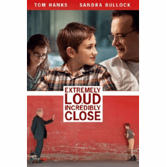 Extremely Loud And Incredibly Close Movie Poster 24inx36in