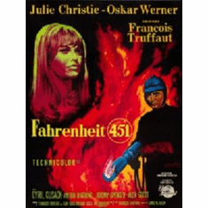 Fahrenheit 451 Movie 8x10 photo Master Print