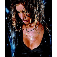Faith Hill Poster Wet 24in x36 in