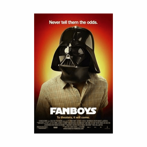 Fanboys Movie Poster 24in x36 in
