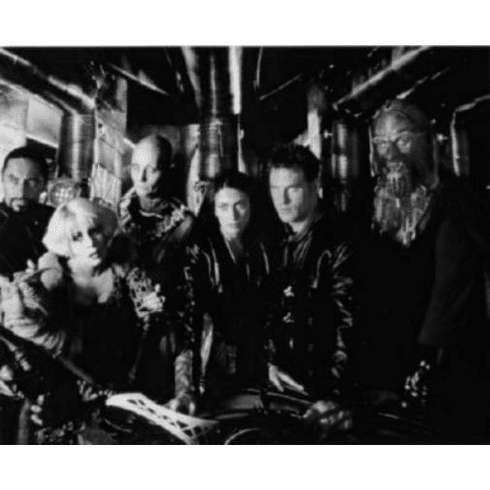 "Farscape Black and White Poster 24""x36"""