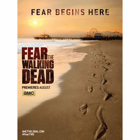 Fear The Walking Dead Poster 24in x36in
