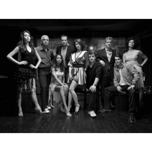 """Firefly Cast Black and White Poster 24""""x36"""""""