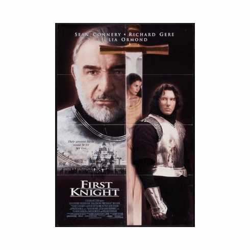 First Knight Movie 8x10 photo master print #01