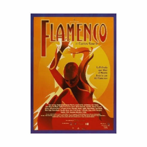 Flamenco Mini Movie Poster 11x17