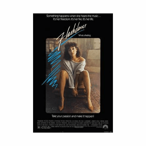 Flashdance Movie Poster 24in x36 in