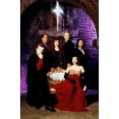 Forever Knight 8x10 photo Master Print