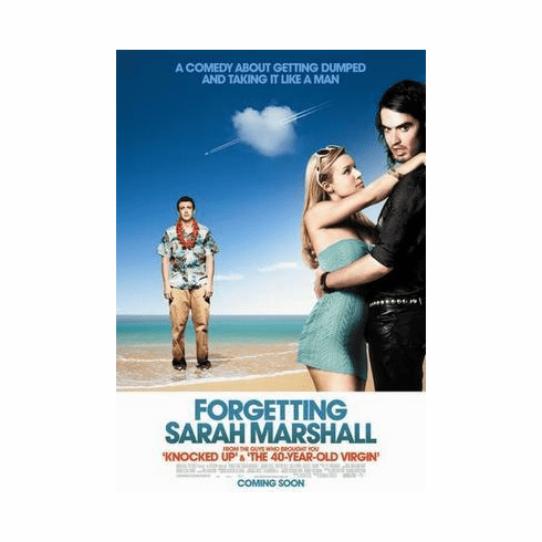 Forgetting Sarah Marshall Movie Poster 24in x36 in