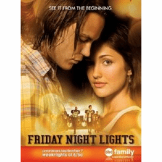 Friday Night Lights 8x10 photo Master Print