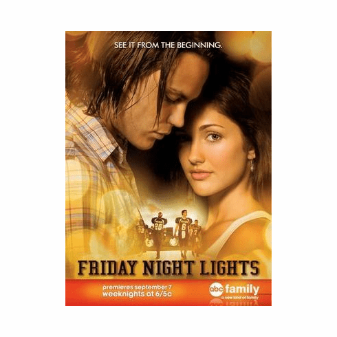 Friday Night Lights Poster 24in x36 in