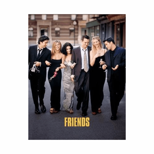 Friends Poster 24in x36 in