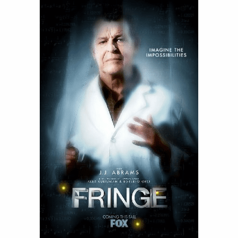 Fringe 11inx17in Mini Poster