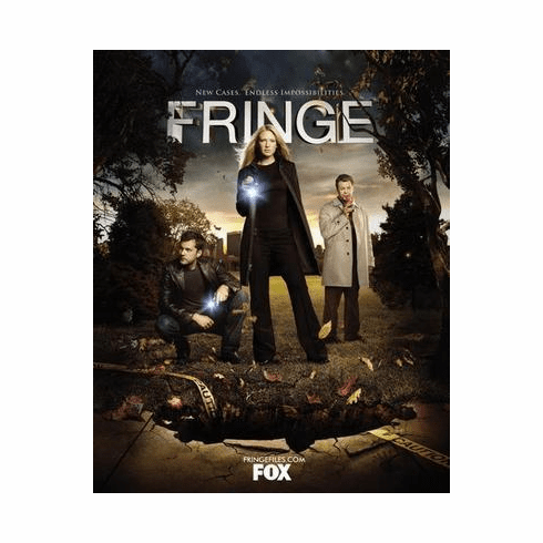 Fringe Poster Season 2 24in x36 in