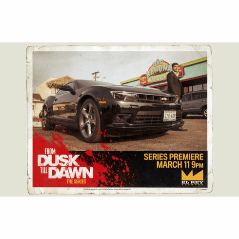 From Dusk Till Dawn Movie Poster 11Inx17In Mini Poster