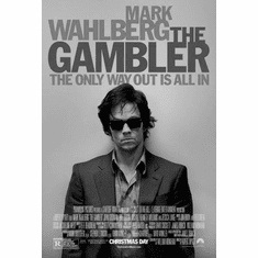 """Gambler The Black and White Poster 24""""x36"""""""
