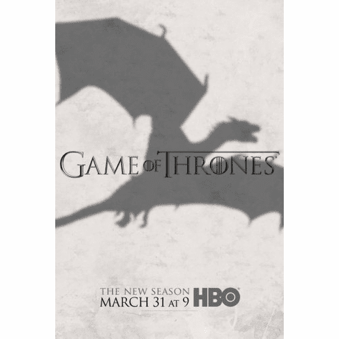 Game Of Thrones Poster 24inx36in Poster