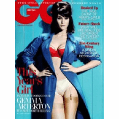 Gemma Arterton 8x10 photo Master Print #01 Gq Magazine Cover