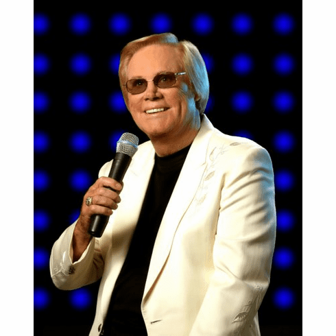 George Jones Poster 24inx36in